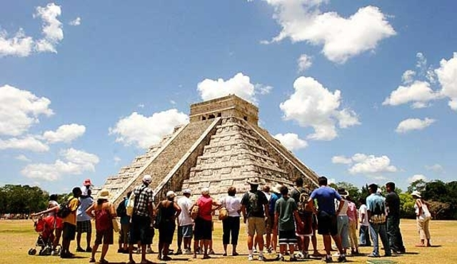 Llegan 38 millones de turistas a México.