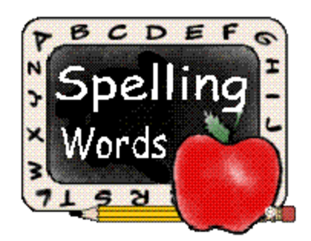 Alphabatize Your Spelling Words