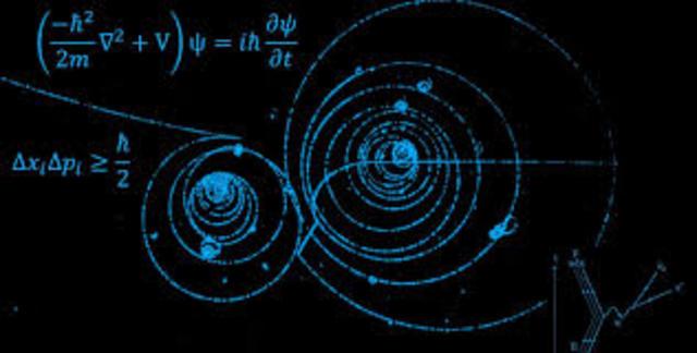 Se desarrolló la Mecánica Cuántica