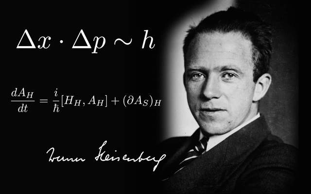 Mecánica cuántica matricial (Werner Heisenberg)