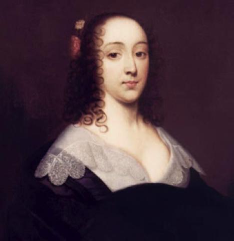 Birth of Lady Anne Fanshawe