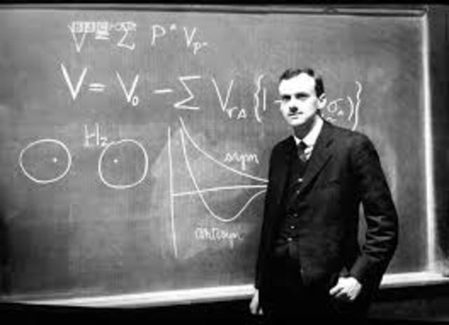Desarrollo de la teoria cuantica ( Paul Dirac)