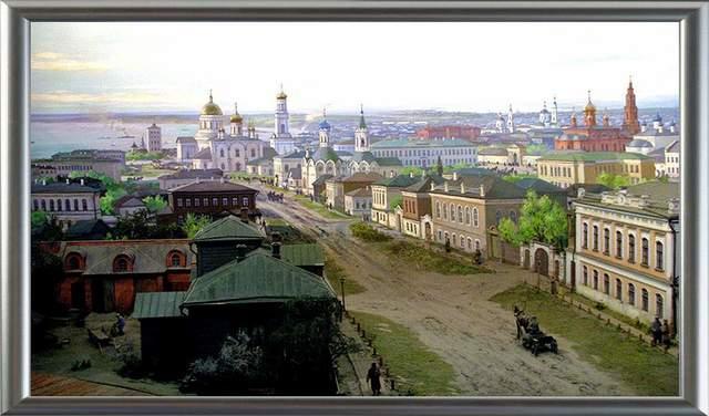 Окончание Московского университета. Отъезд домой, в Симбирск.