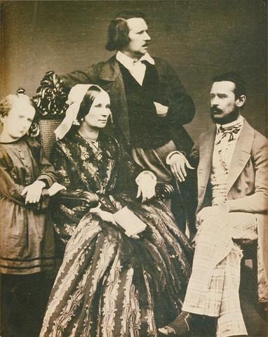 Знакомство с семейством Н.А.Майкова