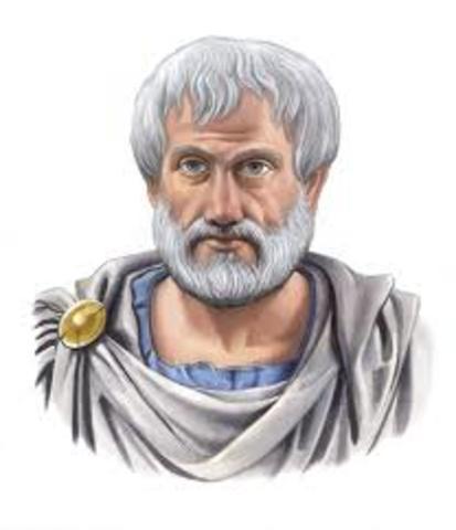 Aristóteles (Estagira, 384 a. C.-Calcis, 322 a. C.)