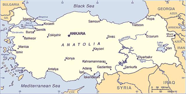 Персы отступили из Греции, началось их вытеснение с побережья Малой Азии