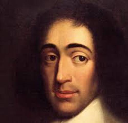Baruch Spinoza  (Ámsterdam1632-La Haya 1677)