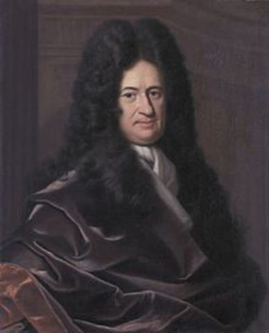 Gottfried Leibniz  (1646-Hannover, 1716)