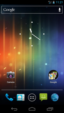 Android 4.0 Ice Cream Sandwich (Google)