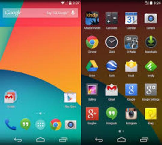 Android 4.4 KitKat (Google)