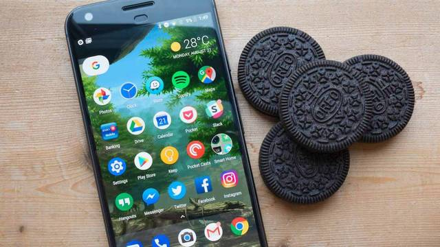 Android 8.0 Oreo (Google)