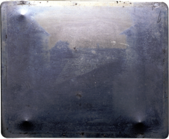 The First Permanent Photograph