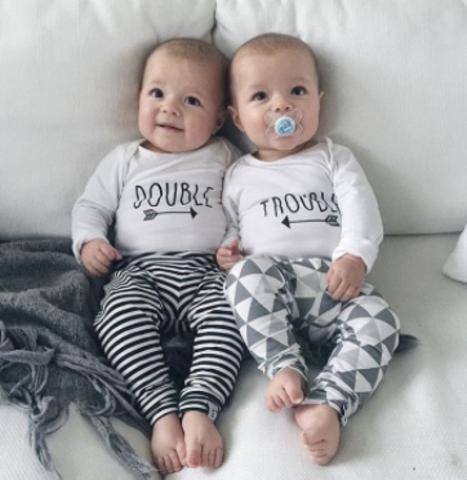 Birth to twins!