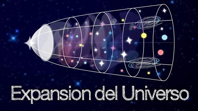Expansión del universo