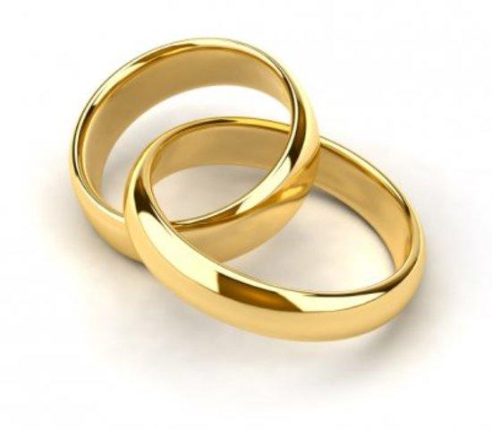 Mis padres se casaron