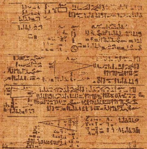 Documento matemático más antiguo