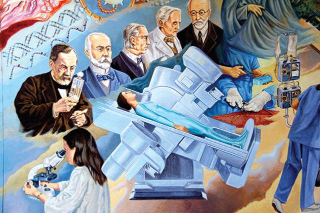origen de la medicina como transformacion entre la alquimia y la quimica