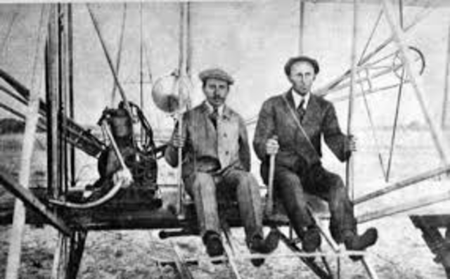 Histórico vuelo de los hermanos Wright