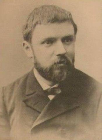 Nace Henri Poincaré