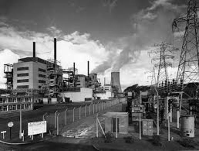 En la URSS: la primera central nuclear