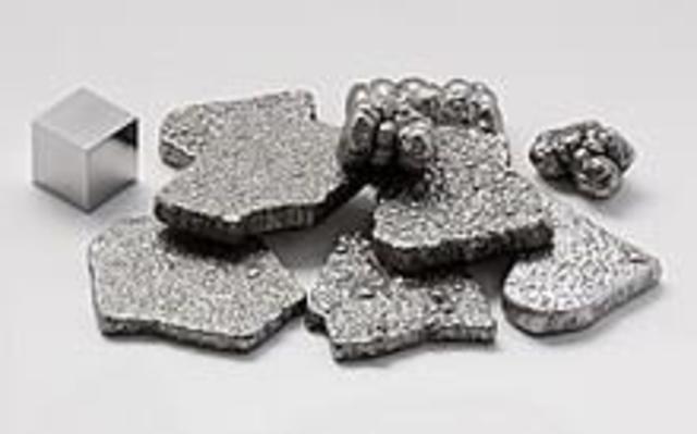 Descobriment del ferro