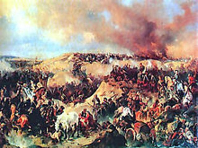 La Guerre des 7 ans 1756-1763