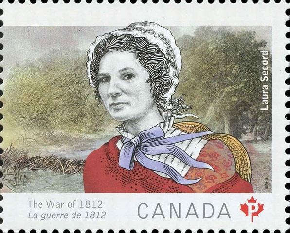 1812 Laura Secord