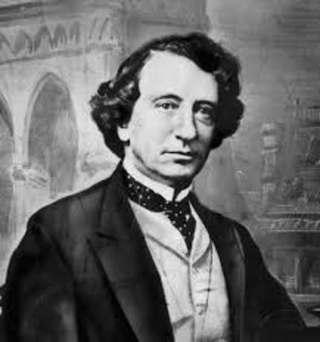 1867- Confédération