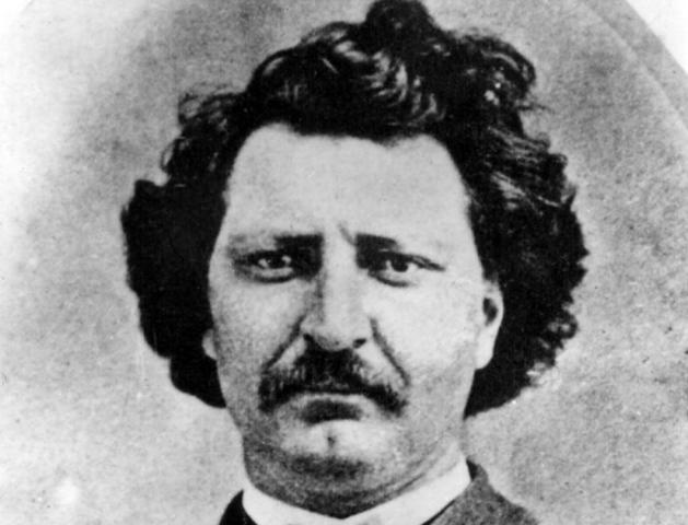 1870 - Rébellion Rivière Rouge