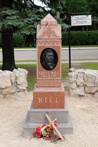 1885 - Rébellion Nord-Ouest Bataille Batoche