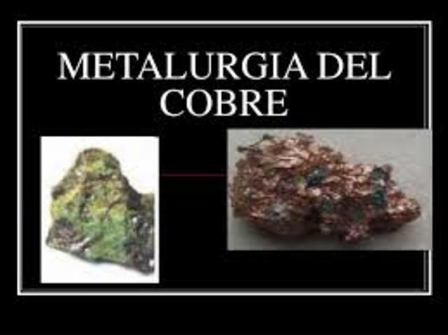 Metalurgia del cobre (7000 a.C.)