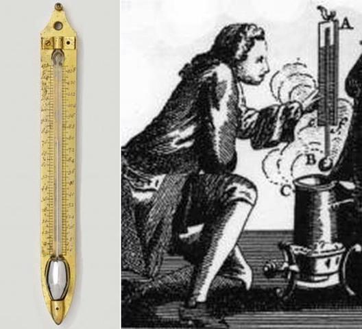 Inventan el termómetro