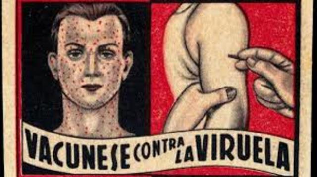 Vacuna contra la viruela