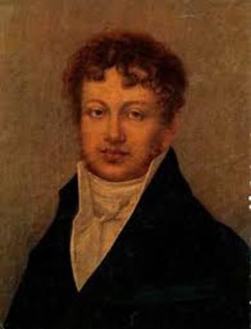 Андре Мари Ампер (1775 - 1836)