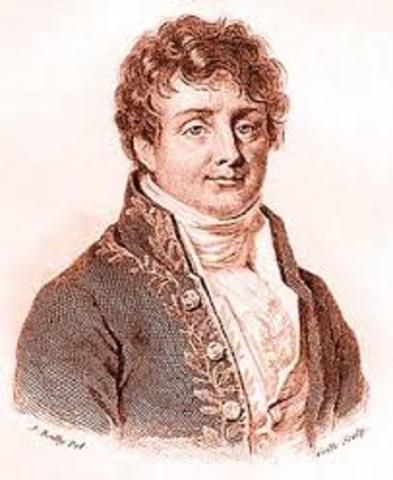 Жозеф Фурье ( 1768 г.- 1830 г.)