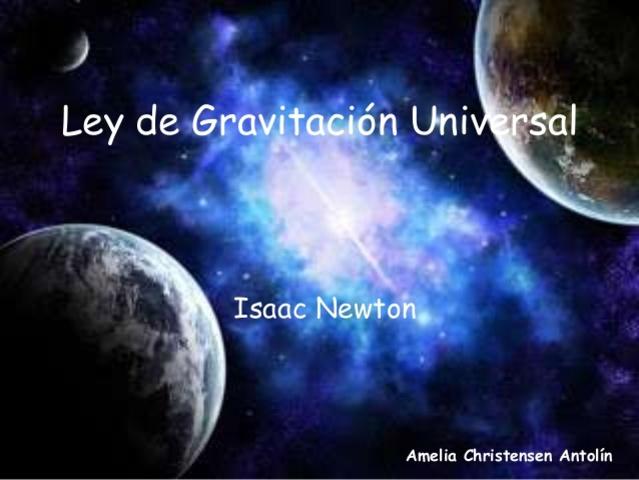 Publica las formulaciones de las leyes de la física y la gravitación (1687)