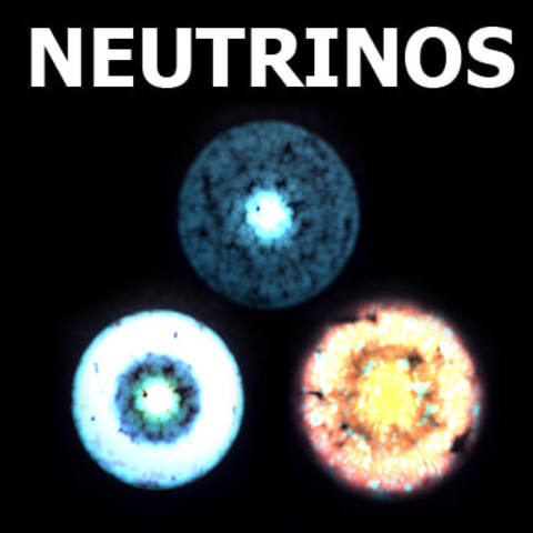 Transformacion de los tipos de neutrinos (2002)