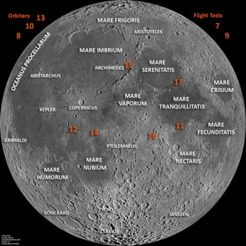 Apollo Missions (Apollo Program)