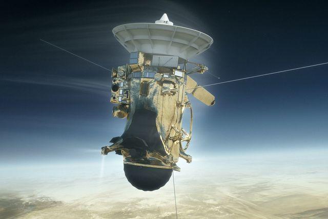Cassini Orbiter (Cassini-Huygens)