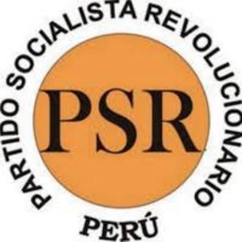 Partido Social Revolucionario(S.R)