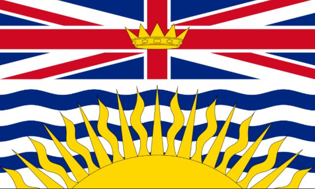 La Colombie-Brittanique devient la sixième province de Canada