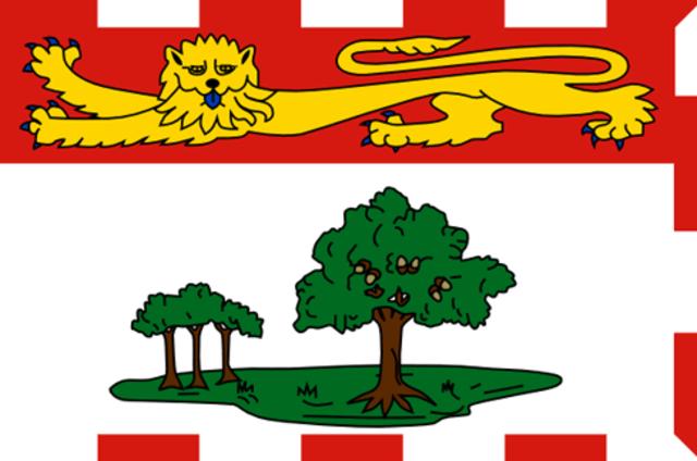 Île du Prince Eduard devient une province de Canada