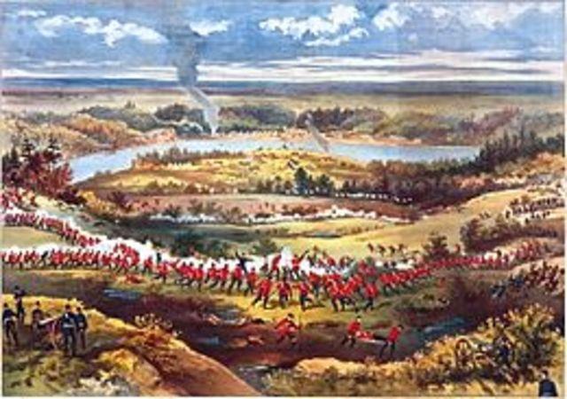 Rebellion du Nord-Ouest
