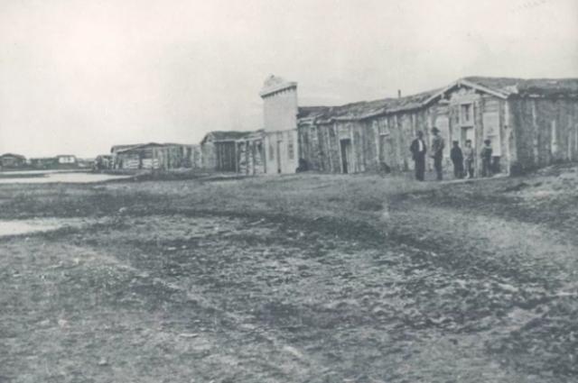 Fort Mcloud