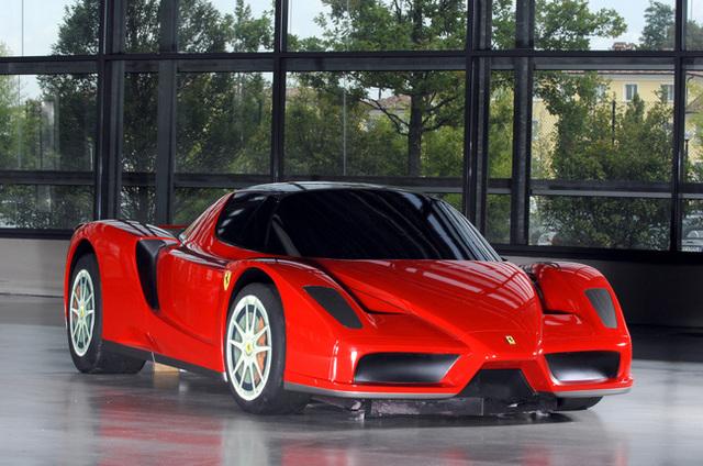 Ferrari is Born
