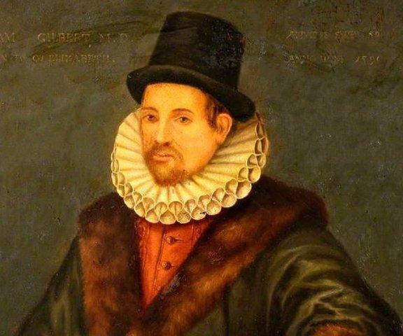 Nace William Gilbert
