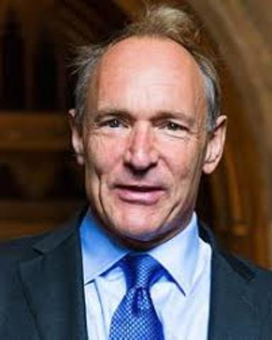WWW WAS CREATED BY TIM BERNERS-LEE