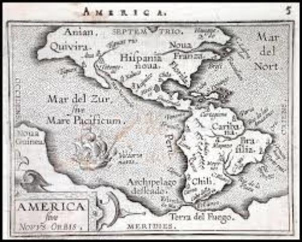 América Siglo XVII