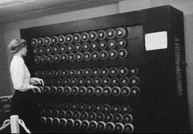 Maquina electromagnetica
