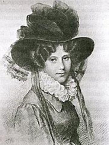 Свадьба Баратынского с Анастасией Львовной